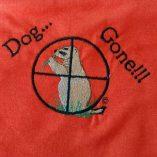 Custom prairie dog hunting design
