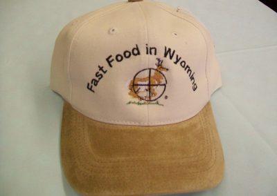 Fast Food in Wyoming Cap