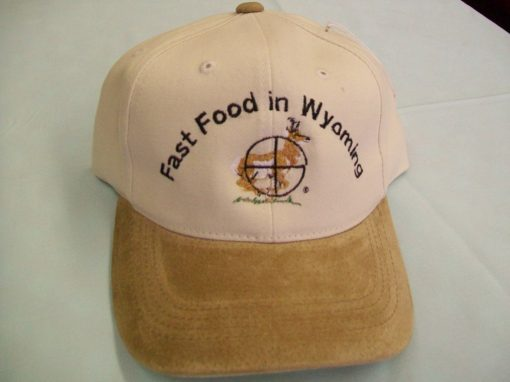 Fast Food in Wyoming Cap