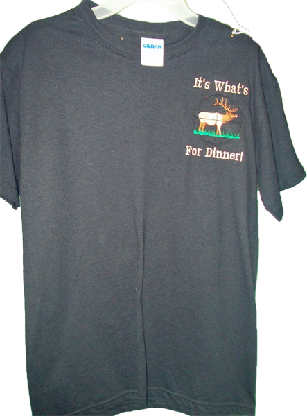 Elk Its Whats For Dinner Tee