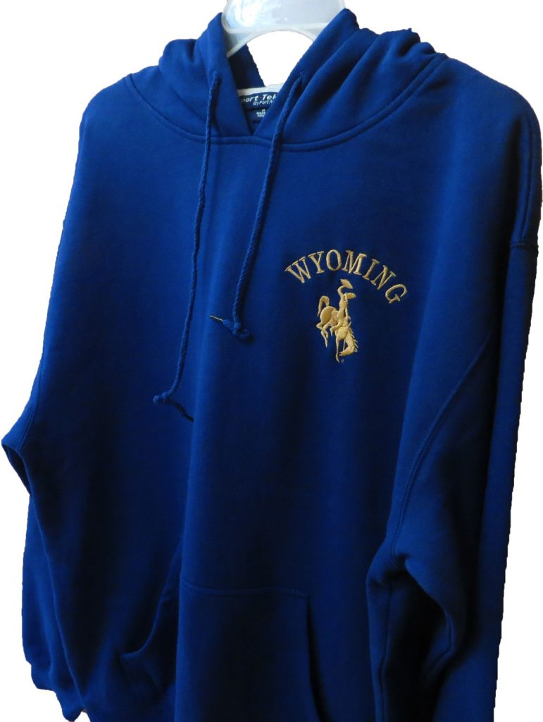 Royal Blue Wyoming Hoodie2