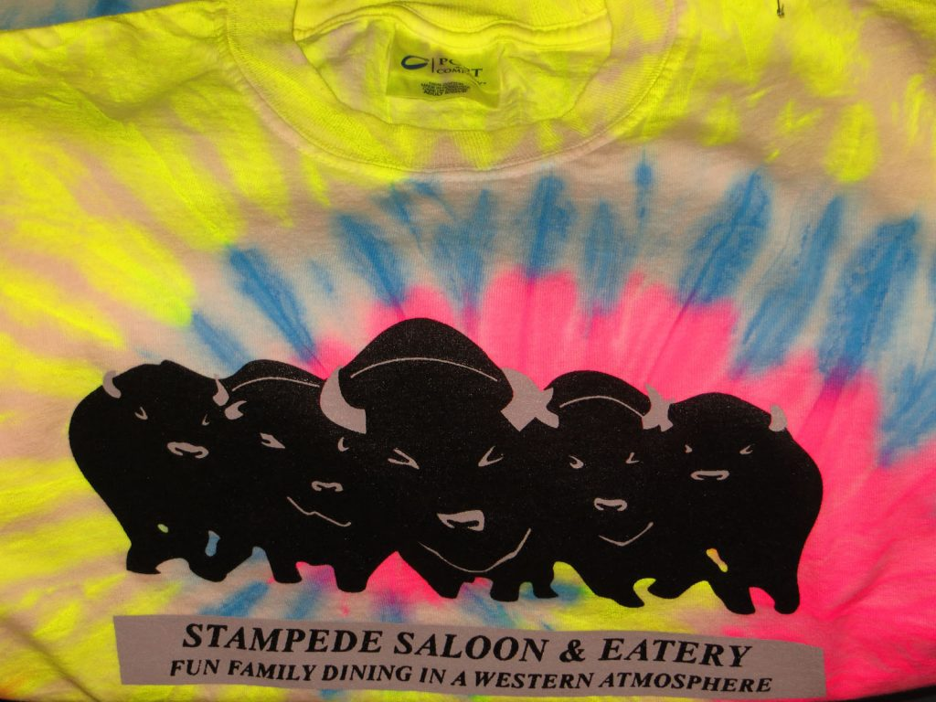 Stampede Saloon Steakhouse