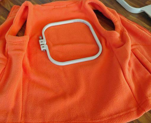 Vest Kids Antelope Design Layout