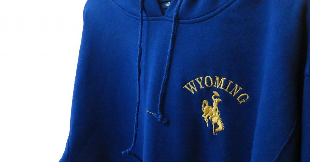 Wyoming Cowboys Hoodie
