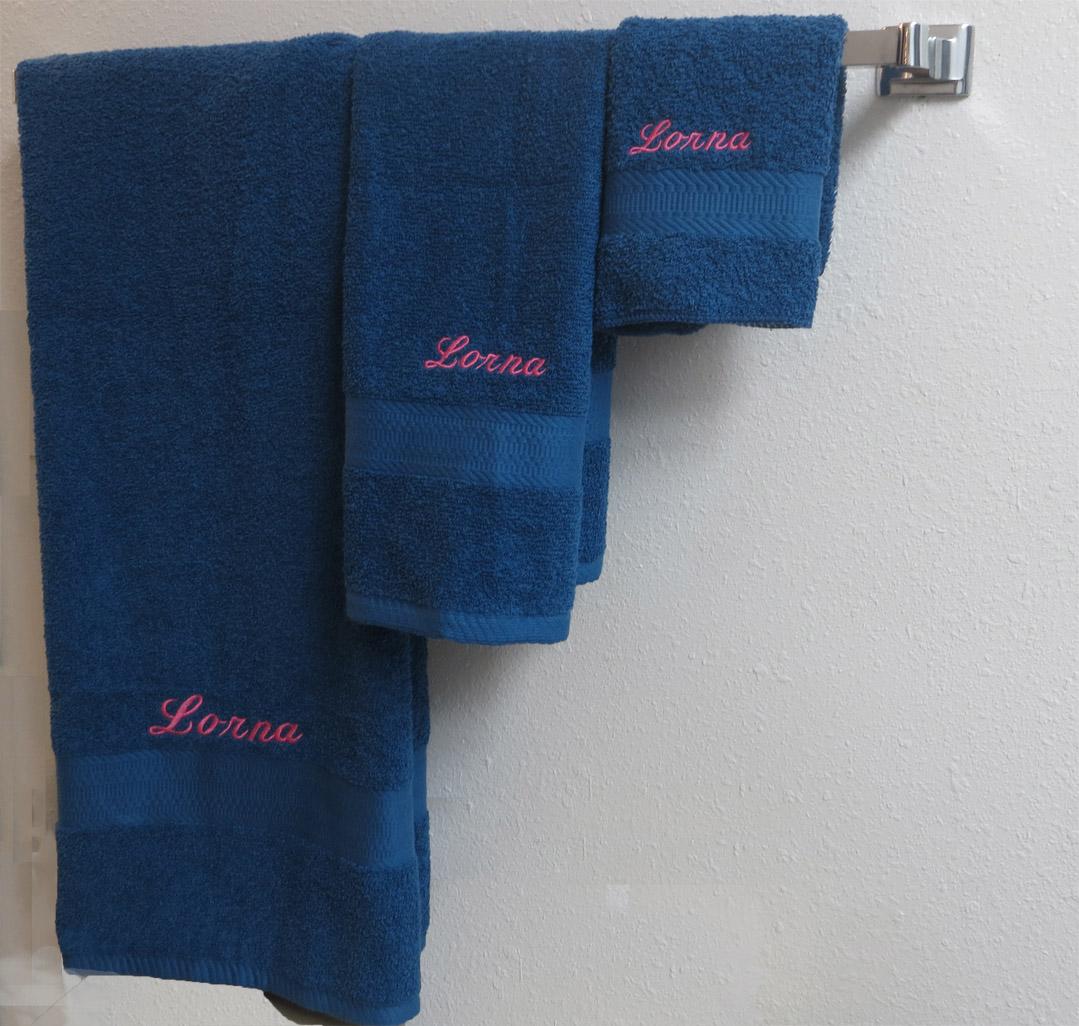 Towels Lorna Three