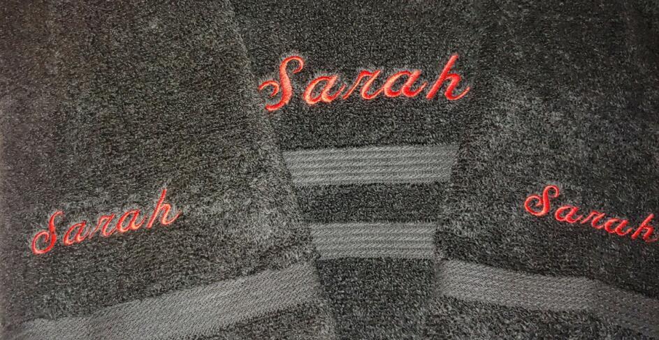 Graduation Towel Gift Set - Sarah